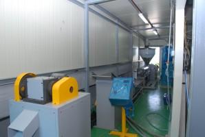대원산업사-PVC 컴파운드 압출라인-2009년 06월
