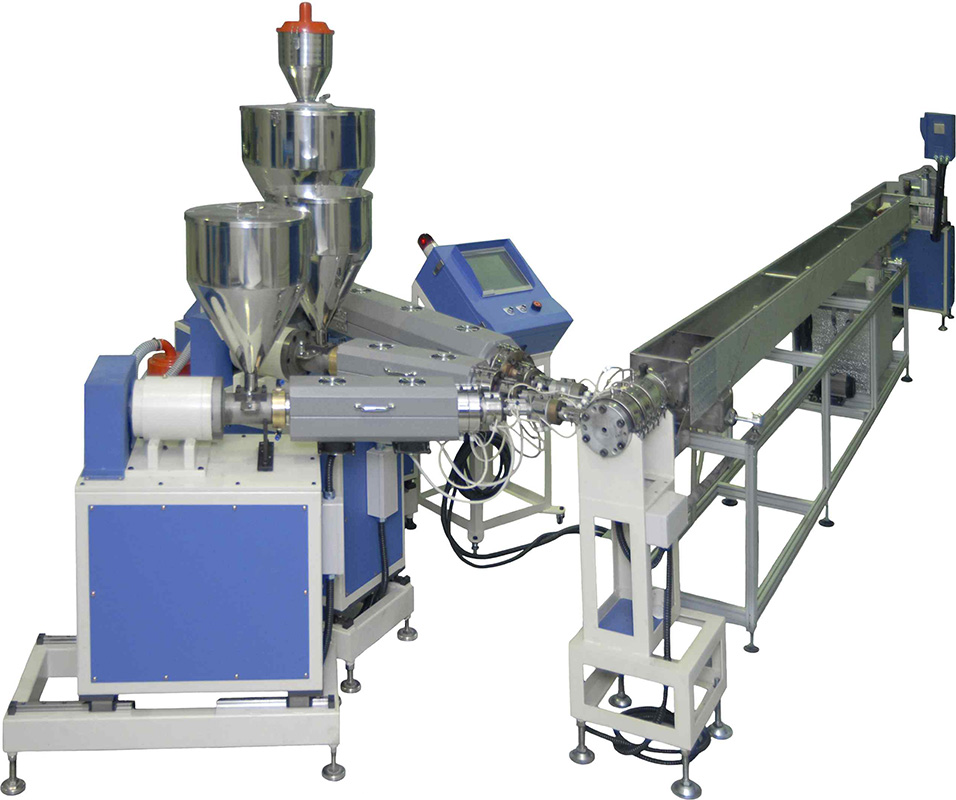 Mono-Layer Ringer Tube Extrusion Line / Three-Layer Ringer Tube Extrusion Line